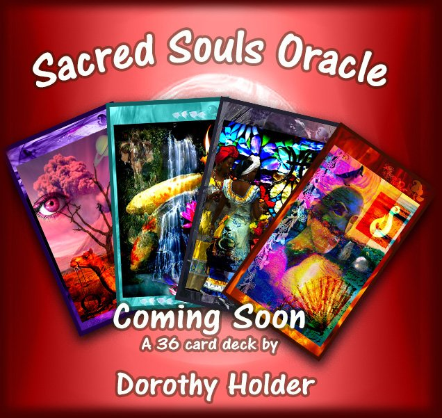Sacred Souls Oracle Cards