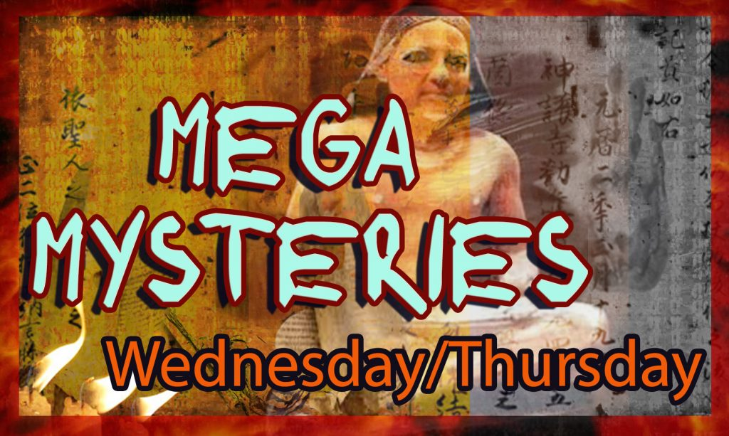 This image has an empty alt attribute; its file name is mega-mysteries-1024x613.jpg