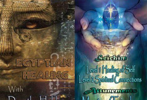 Seichim Healing Attunements